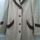 демисeзонное пальто