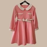Платье для девочки нежная аля-Шанель