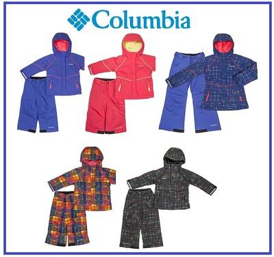 Детская Зимняя Одежда Коламбия