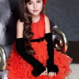 Платье девочке Маргарита