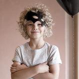 Маска летучей мыши к праздникам для девочек и мальчиков