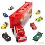 Тачки Грузовик Mack 8 тачек Дисней Cars