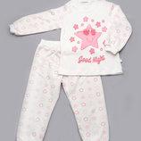 Пижама домашний костюм для девочки