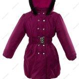 Теплое пальто от 98 до 158 от Тм CORNETT