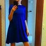 """Ультрамодное платье Мод.№15 """"Платье-туника трапецией"""" 4 цвета!"""