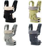 7 моделей в наличии Эрго рюкзак Ergobaby Ergo baby FOUR POSITION 360 CARRIER Новые модели