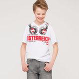 Продам фан-футболки на мальчика C&A Германия