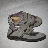 кожаные туфли Primigi с гортексом, 20 см стелька