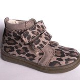 Кожаные Ботинки Mrugala 21-30 Размеры для девочки