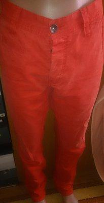 стильні червоні джинси Soho NY S ід стан