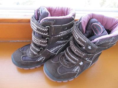 Ботинки зима 26р