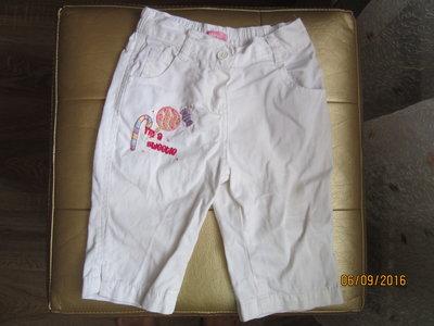 Продано: шорты белые