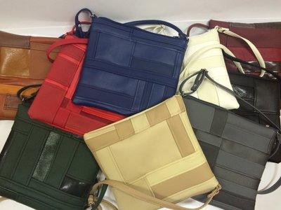 Новые комбинированные сумки - модель 191919