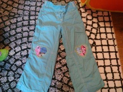 Продам штаны на девочку Next 3-4, 104 см