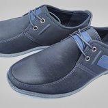 Туфли черные на мальчика на шнурках, D5203, Тм Paliament , размеры 36, 37, 38, 39, 40, 41
