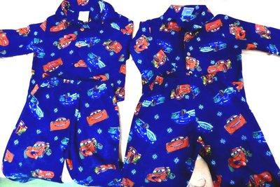Теплые Пижамки Тачки мальчикам 2Т