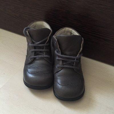 Брендовые ботинки Jacadi Peris из натуральной кожи.
