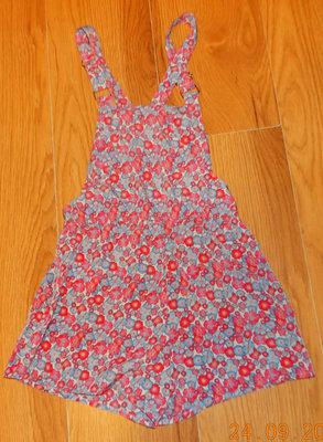 Фирменный ромпер H&M для девочки 10-11 лет, 140-146 см