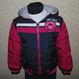 Куртка 4в1 C&A 6-7л 116-122см Мега выбор обуви и одежды
