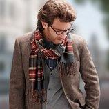 стильный мужской шарф TCM Tchibo