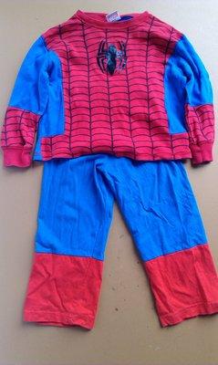 Пижамка Спайдамен