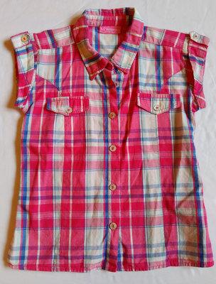Красивая рубашка LC Waikiki на 4-5 лет 104-110 р.