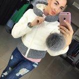 Хит продаж Женская куртка синтепон теплая