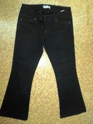 Фирменные черные стрейчевые джинсы брюки штаны 32р. турция.
