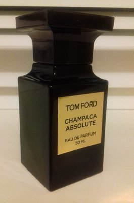 Tom Ford Champaca Absolute, распив оригинальной парфюмерии